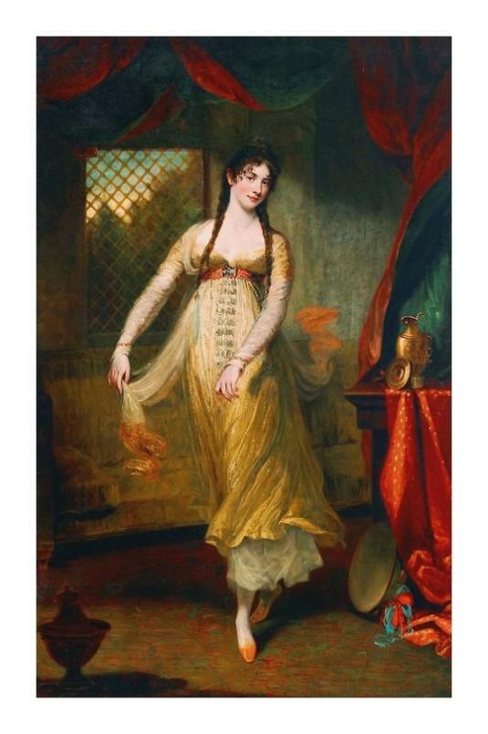 Mademoiselle Hilligsberg *