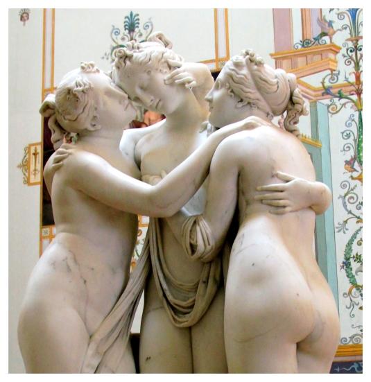 Les 3 Graces *