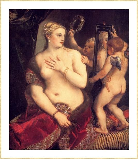 42 Titian-Venus-miroir