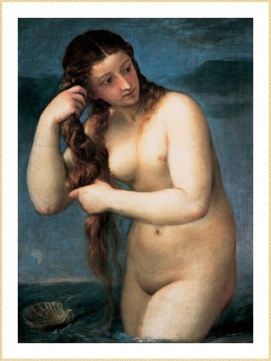 43 Venus Anadyomene