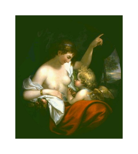 6 Benjamin West Venus Cupidon[1] (2)