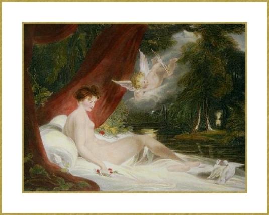 Vénus et amours (gravure)