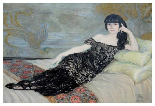 La comtesse de Noailles *