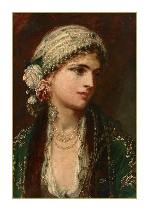 Portrait (à rapprocher du tableau précédent) *
