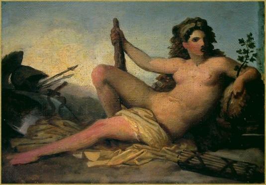 Esquisse - Vénus *