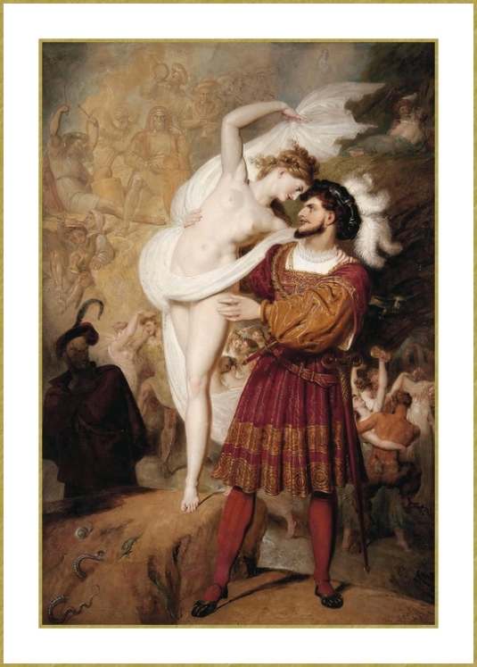 18 Westall  Faust et Lilith (1)