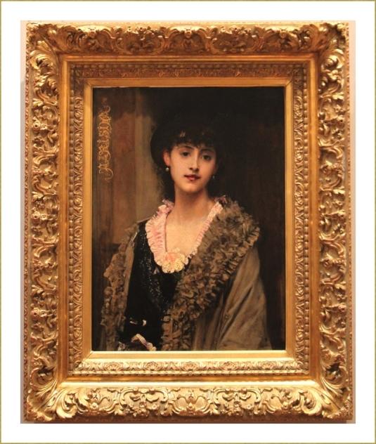 Parisina vers 1881 *