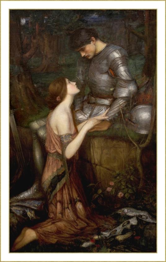 Lamia et le chevalier *