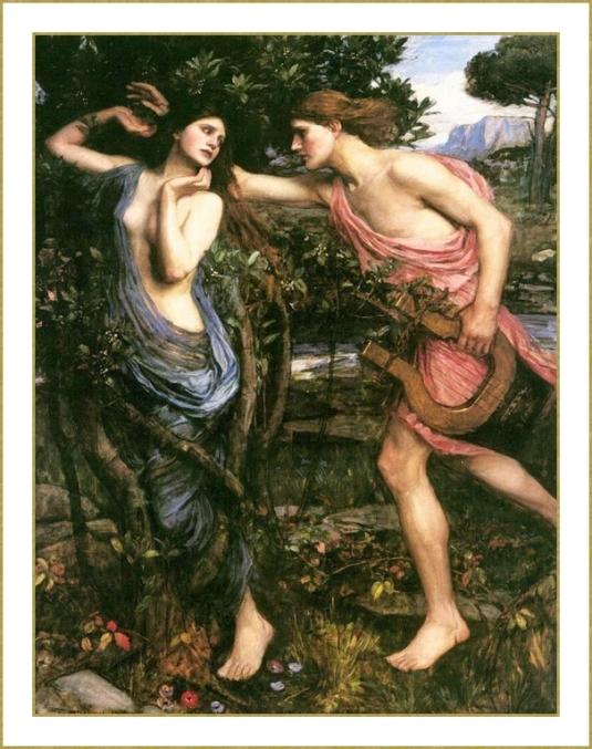 Apollon et Daphné *