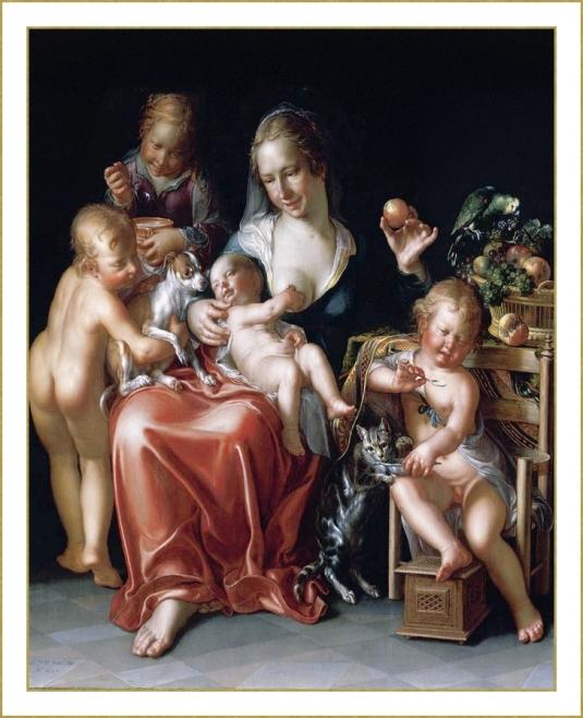 La Sainte Famille *