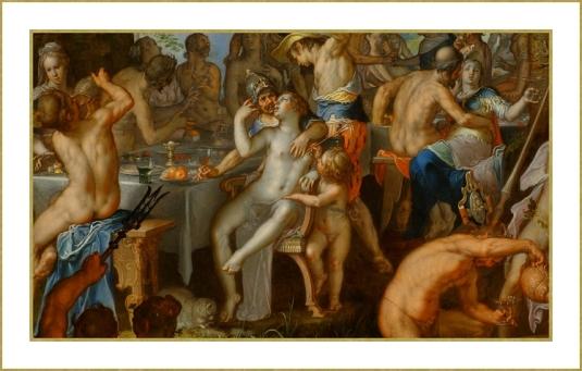 Mariage mythologique *