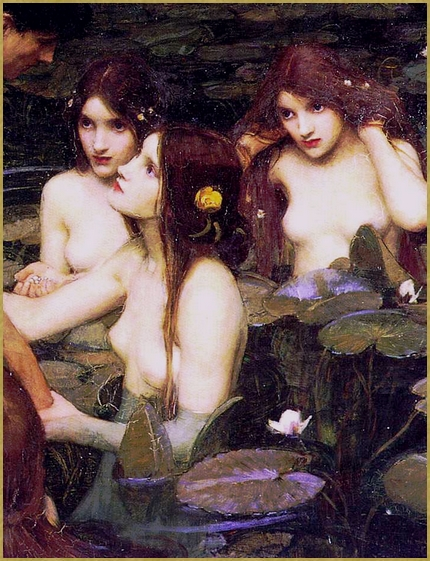 64 Waterhouse_Hylas Nymphes (2)