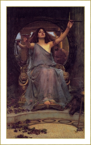 69 Waterhouse Circe Ulysse