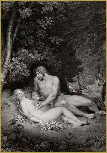 La naissance d'Eve *