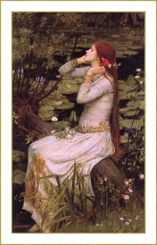 76 Waterhouse Ophelia