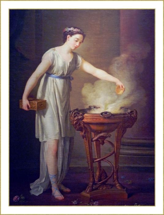 Vertueuse Athenienne *
