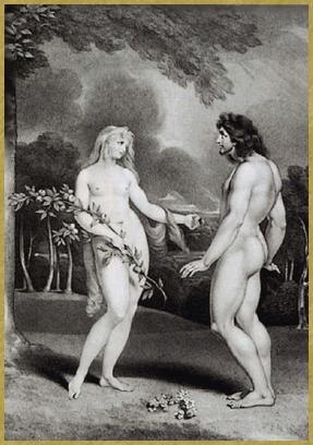 Eve raconte à Adam son péché *