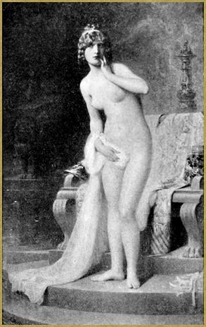 La femme du roi Candaule *