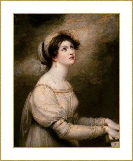 85 westall Lady Hamilton Sainte Cecile (2)