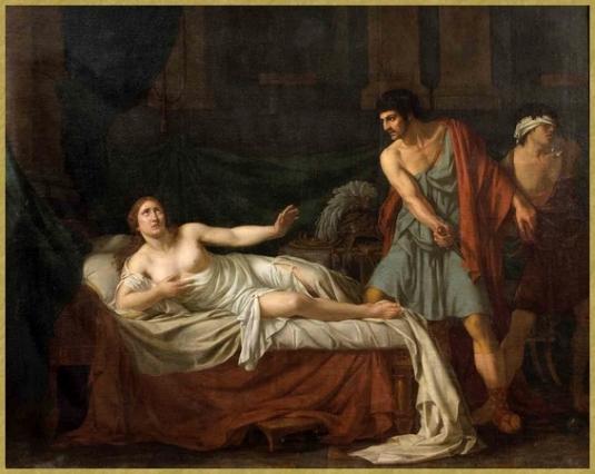 La mort de Lucrèce *