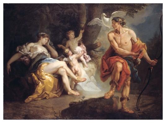 Venus et Adonis