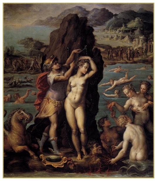 11 andromede-par-giorgio-vasari-1512-1574 (2)