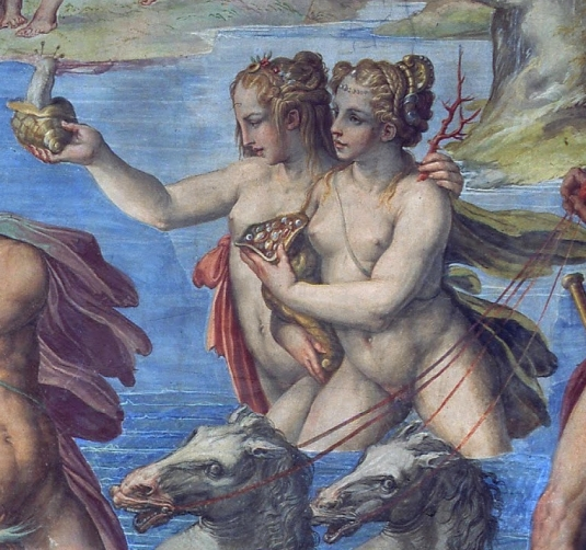 14 Giorgio_Vasari_-naissance de venus  (4)