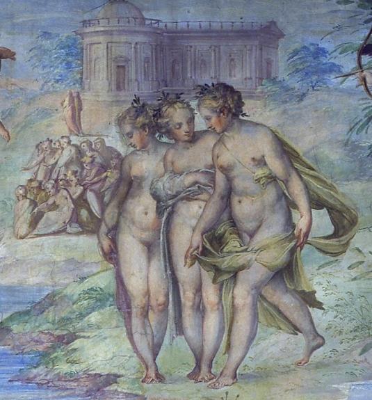 14 Giorgio_Vasari_-naissance de venus  (5)