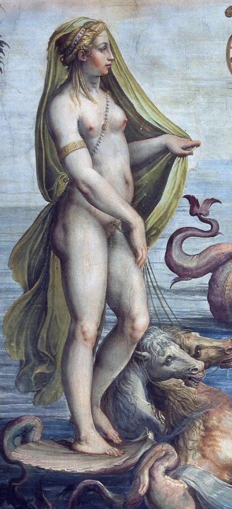 14 Giorgio_Vasari_-naissance de venus  (7)