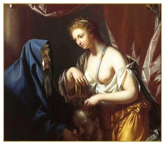 15 dijk Judith Holoferne