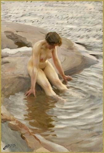 22 Anders Zorn bain