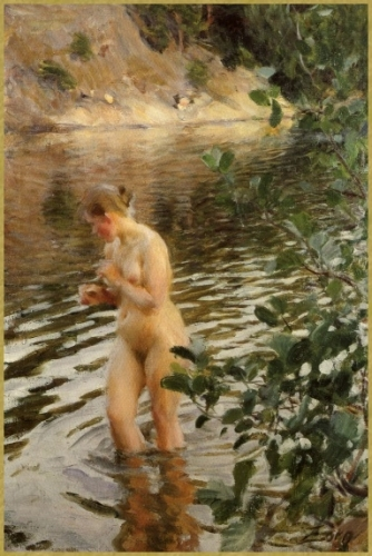 25 Anders Zorn - Frileuse