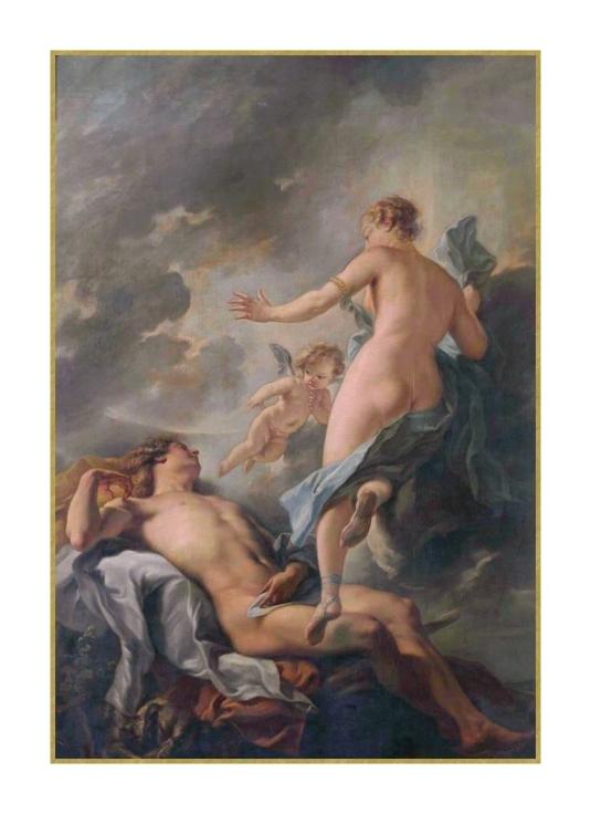 Diane et Endymion