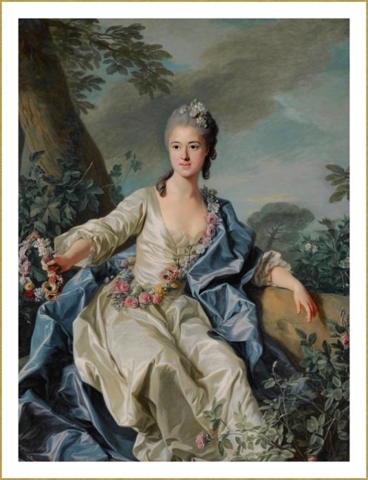 La marquise de Breaurepaire