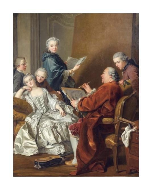 La Famille Carle van Loo