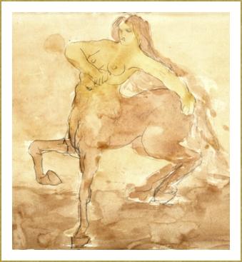 04 rodin -centauresse