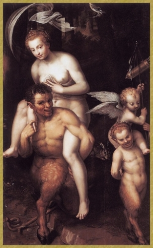 19 Venus Satyre