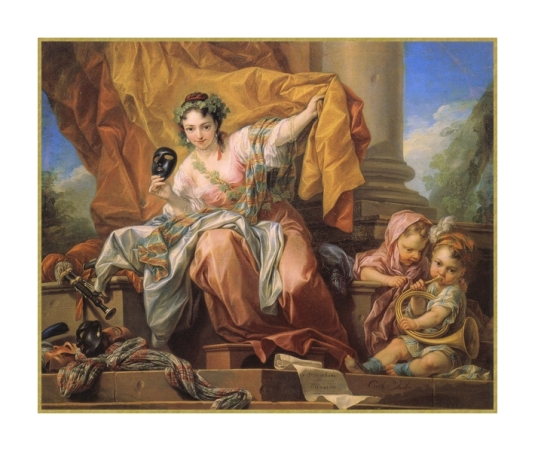 39 La comedie carle van loo 1752 (1)