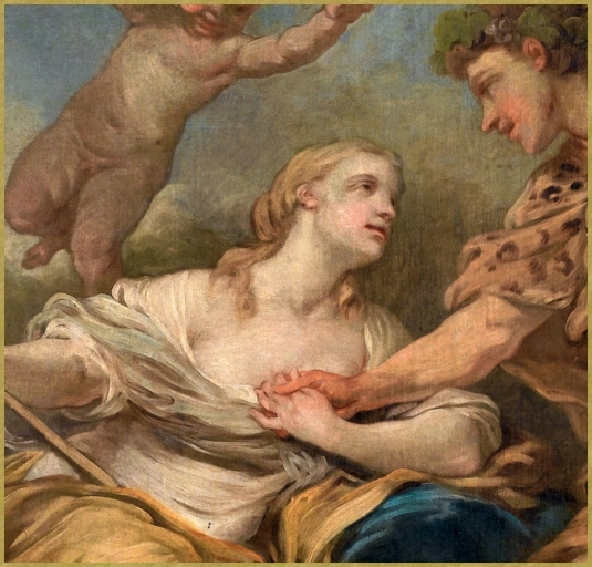 58 VAN LOO CARLE BACCHUS AND ARIADNE - Copie
