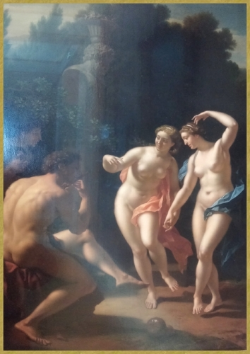 Nymphes dansant