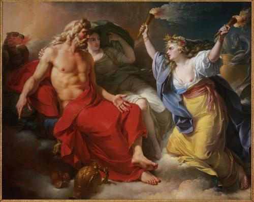 Cérés et Jupiter