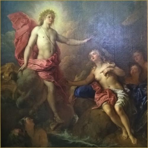 Apollon et Téthys