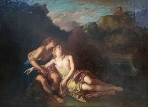 Acis et Galatée