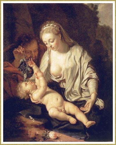 60 van-der-werff A sainte famille (1)