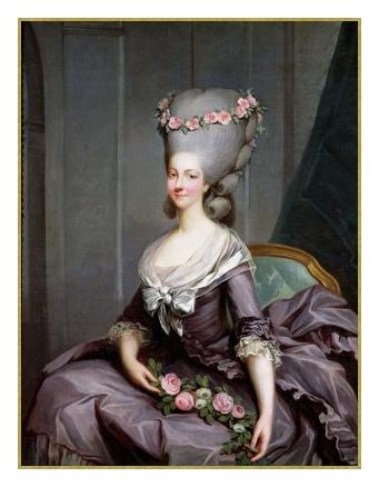 La princesse de Lamballe