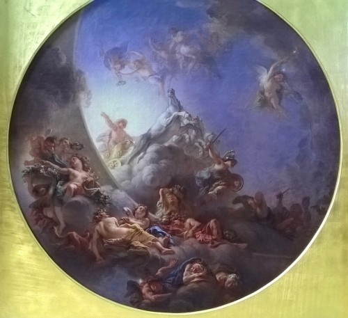 Le Char d'Apollon