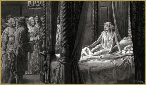 Samuel Pepys  et Lady  Montagu