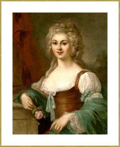 Portrait d'un comtesse *