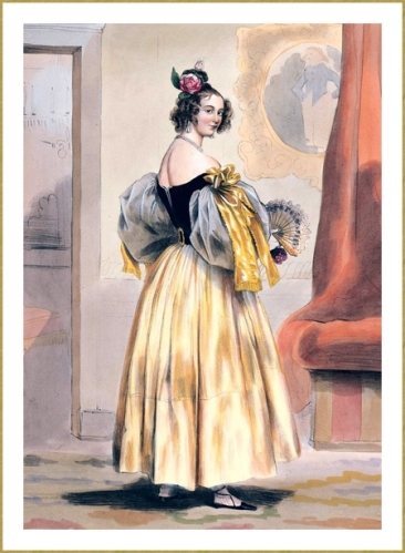 Belle robe... *