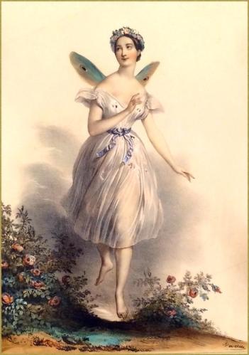 Marie Taglioni *